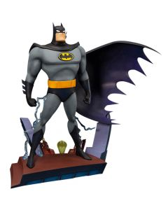 Batman Animated (Opening Sequence Ver.) - DC Comics - Artfx+ Statue -  Kotobukiya
