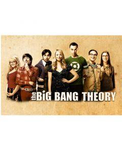 Poster The Big Bang Theory I