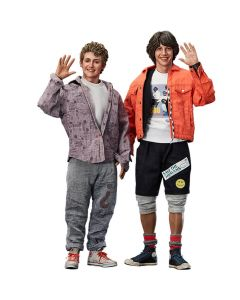 Bill & Ted's - Wyld Stallyns Pack - Excellent Adventure - Blitzway