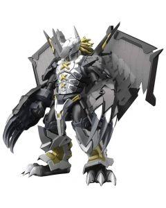 Black Wargreymon - Plastic Model Kit - Figure Rise Standard Amplified - Digimon - Bandai