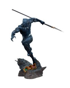 Black Panther - Avengers Assemble - Marvel Comics - Sideshow Collectibles