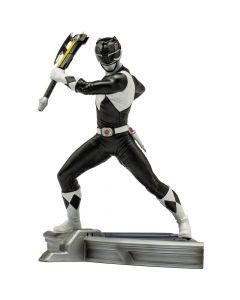 Black Ranger - 1/10 BDS Art Scale - Power Rangers - Iron Studios