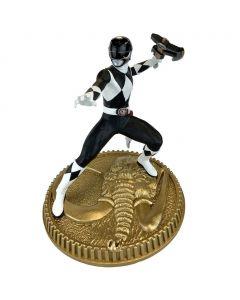 Black Ranger - 1/8 Scale Statue - Mighty Morphin Power Rangers - Premium Collectibles Studio