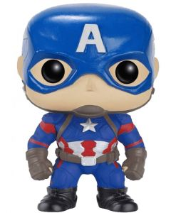 Captain America - Captain America: Civil War - POP! - Funko