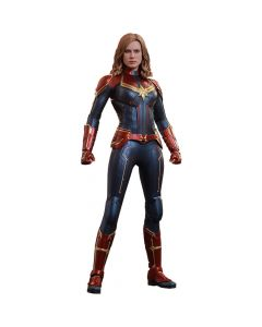 Captain Marvel - Captain Marvel (2019) - Hot Toys