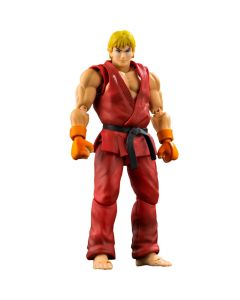 Ken Masters - Street Fighter - S.H.Figuarts - Bandai