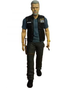 Clay Morrow - Sons of Anarchy - Mezco