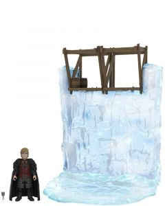 Tyrion Lannister and The Wall Display - Game of Thrones - Funko