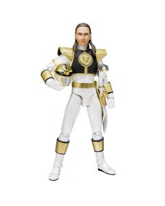 White Ranger - S.H.Figuarts - Mighty Morphin Power Rangers - Bandai