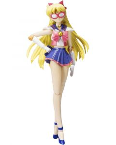 Sailor V - Codename: Sailor V - S.H. Figuarts -  Bandai