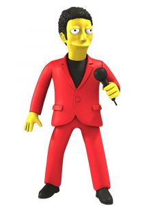 Tom Jones - The Simpsons 25th Anniversary - NECA