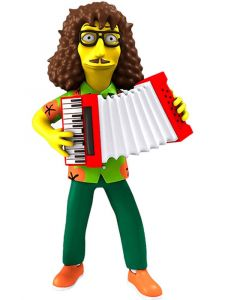Weird-Al Yankovic - The Simpsons 25th Anniversary - NECA