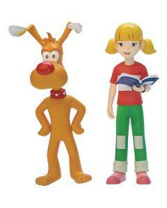 Brain & Penny - MEGAHERO - Inspector Gadget - Blitzway