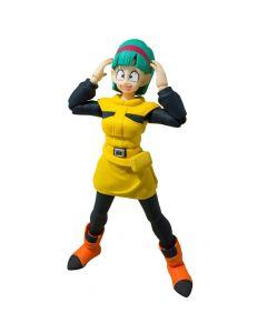 Bulma (Journey to Planet Namek) - S.H.Figuarts - Dragon Ball Z - Bandai