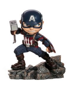 Captain America - Avengers: Endgame - Minico Figures - Mini Co.