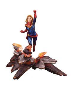 Captain Marvel - Artfx Premier Statue - Marvel Comics - Kotobukiya