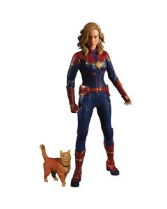 Captain Marvel - One:12 Collective - Captain Marvel - Mezco