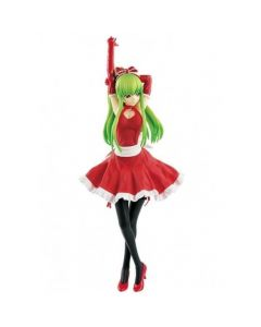 C.C. - Code Geass: Lelouch Of The Rebellion - EXQ (Apron Style Ver.) - Bandai/Banpresto