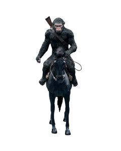 Caesar (Rifle Ver.) - Soft Vinyl Statue - War for the Planet of the Apes - Star Ace