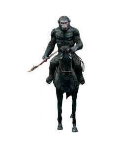 Caesar (Spear Ver.) - Soft Vinyl Statue - War for the Planet of the Apes - Star Ace