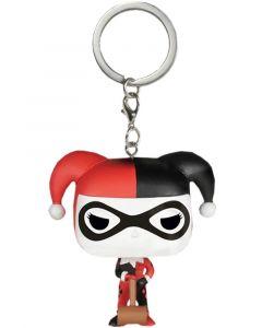 Harley Quinn (Chaveiro) - DC Comics - Pocket - Funko