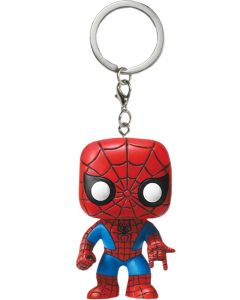 Spider-Man (Chaveiro) - Marvel Comics - Pocket - Funko