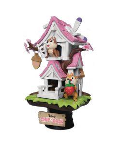 Chip 'n' Dale Treehouse (Cherry Blossom) - D-Stage - Disney - Beast Kingdom