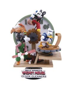Clock Cleaners - D-Stage - Disney - Beast Kingdom