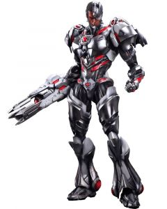Cyborg - DC Comics - Play Arts Kai (Square Enix)