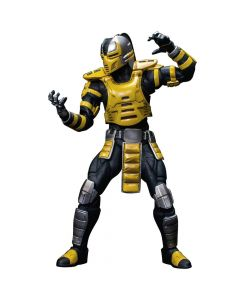 Cyrax - 1/12 Scale Figure - Mortal Kombat - Storm Collectibles