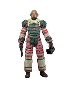 "Dallas (40th Anniversary) - 7"" Scale Action Figure - Alien - Neca"