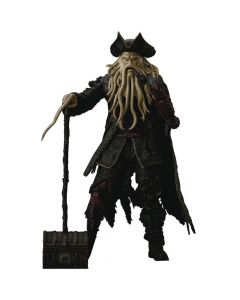 Davy Jones - Dynamic 8ction Heroes - Pirates of the Caribbean: At World's End - Beast Kingdom