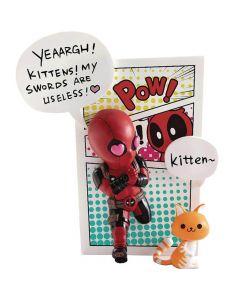 Deadpool Jump Out 4th Wall - Mini Egg Attack - Marvel Comics - Beast Kingdom