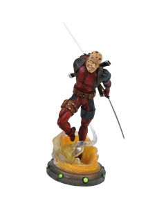 Deadpool (Unmasked) - Marvel Comics - Marvel Gallery Statue - Diamond