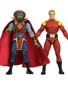 """Pack Defenders of the Earth - 7"""" Scale Action Figure - Neca"""