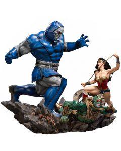 Wonder Woman vs Darkseid 1/6 Diorama - DC Comics by Ivan Reis - Iron Studios