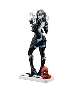 Domino Bishoujo Statue - Marvel Comics - Kotobukiya