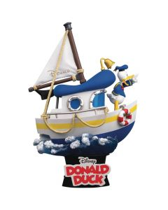 Donald Duck's Boat - D-Stage - Disney - Beast Kingdom