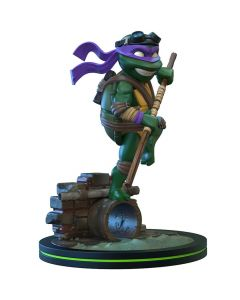 Donatello - Q-Fig – Teenage Mutant Ninja Turtle - Quantum Mechanix