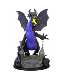 Maleficent Dragon - Q-Fig Max Elite - Sleeping Beauty - Quantum Mechanix