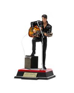 Elvis Presley Deluxe 1/10 Art Scale - Comeback - Iron Studios