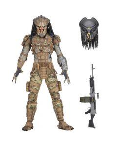 Ultimate Emissary Predator #2 - Predator (2018) – 7″ Scale Action Figure – Neca