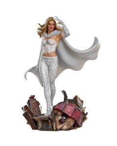Emma Frost 1/10 BDS Art Scale - Marvel Comics -  Iron Studios