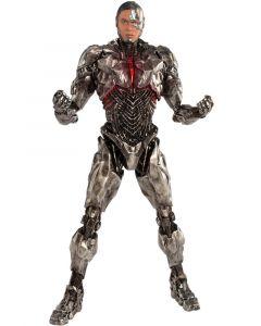 Cyborg Artfx+ Statue - Justice League - Kotobukiya - COM DEFEITO