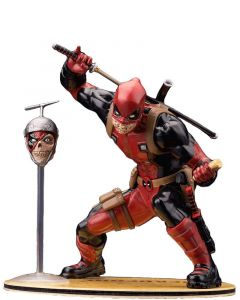 Deadpool (Chimichanga Vers.) - Marvel Now! - ArtFX+ Statue - Kotobukiya