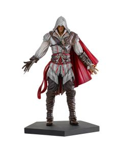 Ezio Auditore 1/10 Art Scale (VERSÃO REGULAR) - Assassin's Creed - Iron Studios