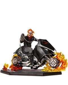 Ghost Rider 1/10 BDS (CCXP 2018) - Marvel Comics Series 5 - Iron Studios