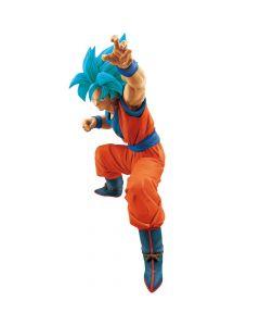 Super Saiyan God Super Saiyan Son Goku - Dragon Ball Super - Big Size Figure - Banpresto
