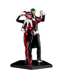 Harley Quinn & Joker 1/10 Deluxe - Suicide Squad - Iron Studios