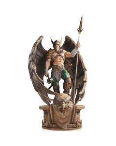 Hawkman (Closed Wings) 1/3 Prime Scale - DC Comics by Ivan Reis - Iron Studios